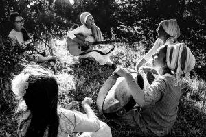 sacred singing circle